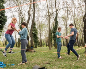 SLACKLINE WORKSHOP