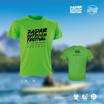 Zadar Outdoor Festival T-Shirt